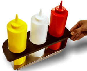 Condiment Speed Rack