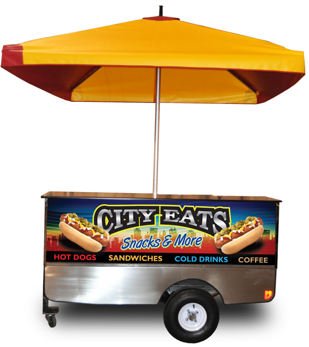 food cart schematic
