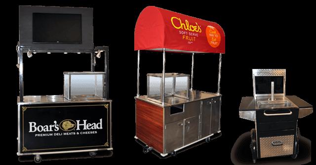 Concession Cart Repairs