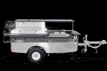 Executive Mobile Food Cart