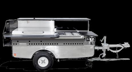 Mobile Food Cart - Executive