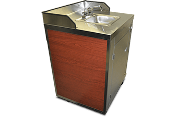 Hand Sink Station - Concession Cart