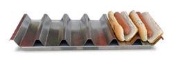 hot dog sled