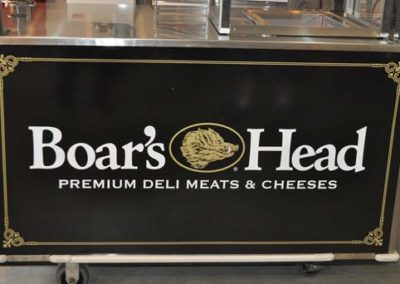 Boars Head Graphics - After