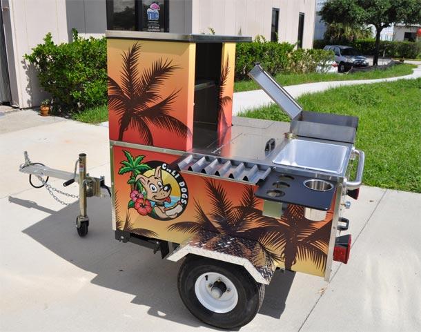 mobile food cart marketing