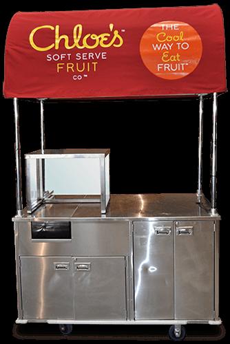 Chloe's Soft Serve Fruit - After