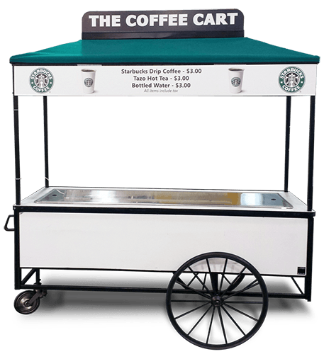 Coffee Cart Concession Cart