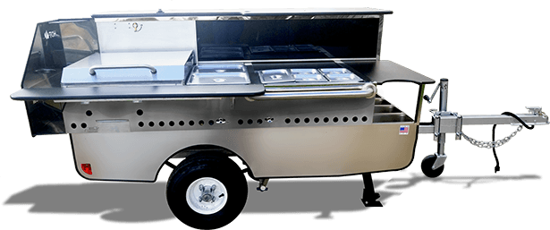 Hot Dog Carts for Sale • New & Custom Hot Dog Carts • Top