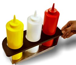 Condiment Rack
